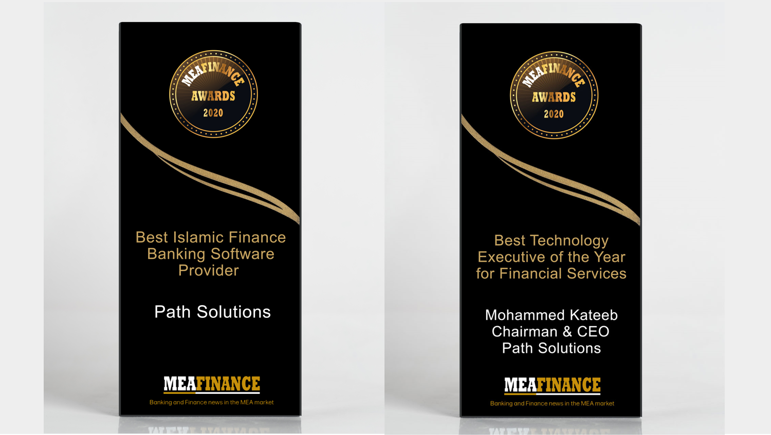 MEA Finance Awards Path Solutions Mohammed Kateeb